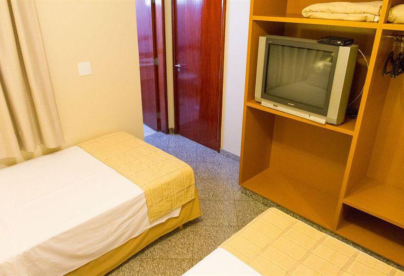 فندق Plaza Inn Paineiras غويانيا