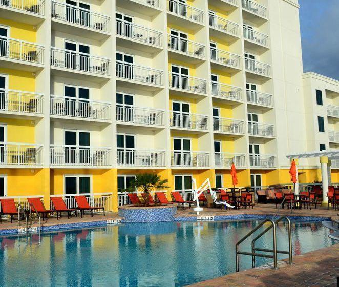 Hotel Hilton Garden Inn Daytona Beach Oceanfront Em Daytona Beach Desde 50 Destinia