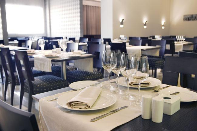 레스토랑 호텔 Attica21 Coruña 라코루냐