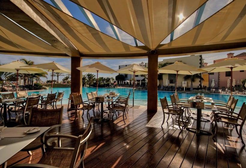 레스토랑 Lopesan Villa del Conde Resort & Thalasso Meloneras