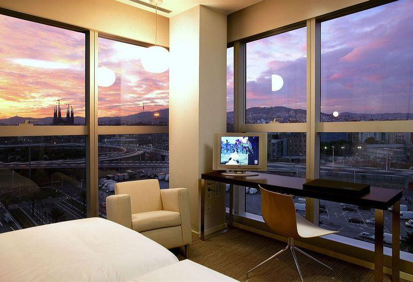فندق Silken Diagonal Barcelona برشلونة