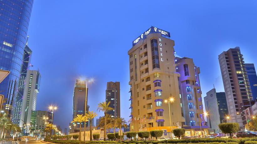 Exterior Hotel Le Royal Express Sharq Kuwait