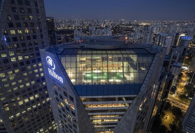 Hotel Hilton Sao Paulo Morumbi En S U00e3o Paulo