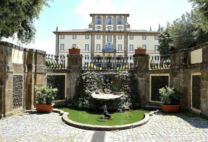 Grand Hotel Villa Tuscolana Frascati Italia