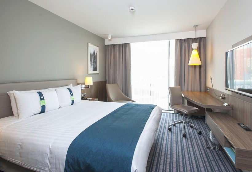 Hotel holiday inn london west em londres desde 34 destinia for Hotel w londres