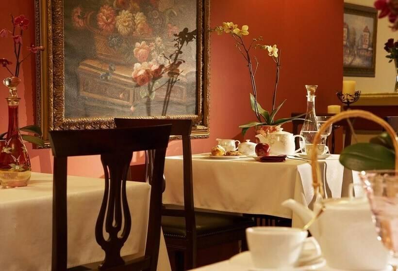 Restaurant Hotel Luxembourg Thessaloniki