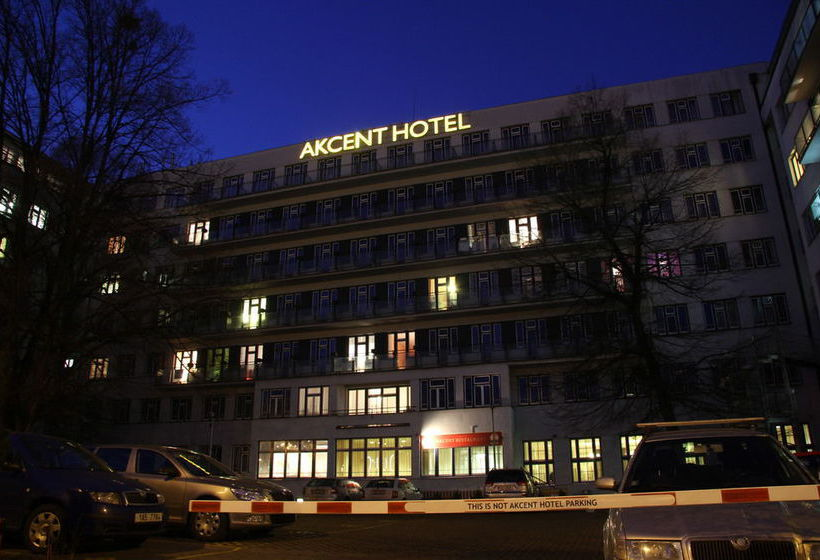 Hôtel Akcent Prague