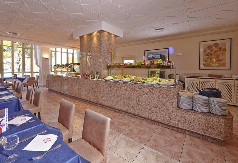 Restaurant Hotel Blue Bay San Agustin