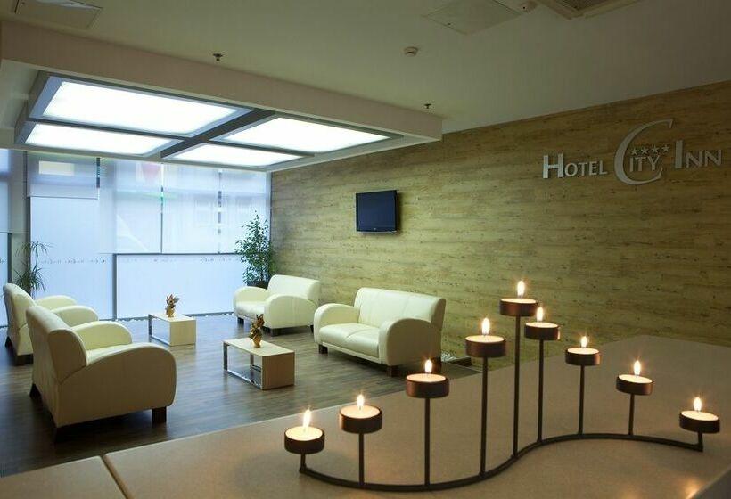 Hotel City Inn In Budapest, Starting At QAR98