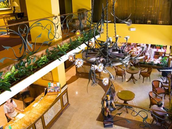 Hotel Las Margaritas Assunção