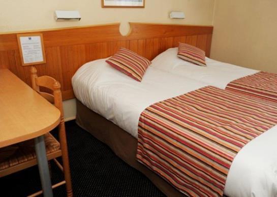 Comfort Hotel Kiotel Bron