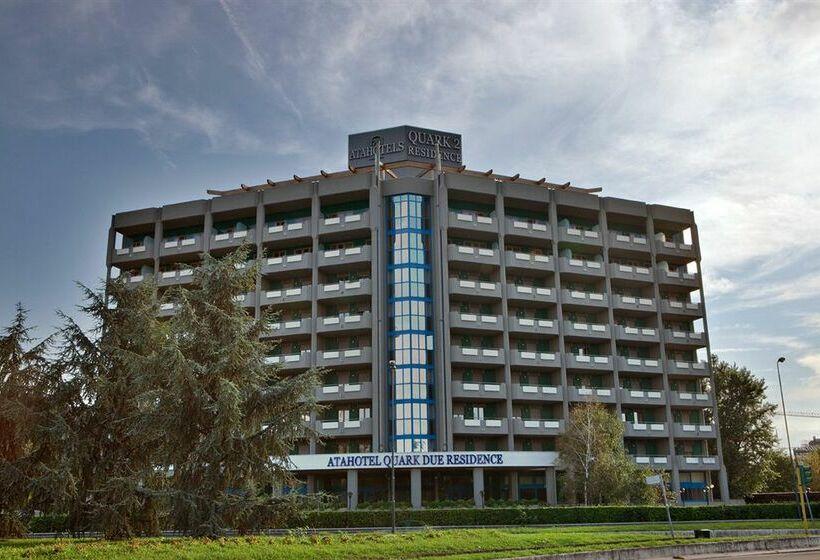 Atahotel quark due residence a milano a partire da 45 for Quark hotel milano
