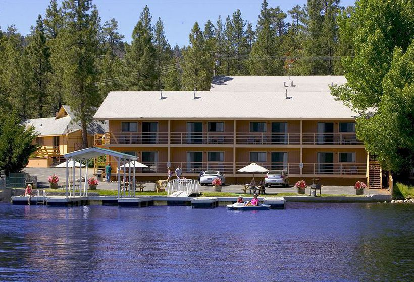 Hotel Big Bear Lakefront Lodge