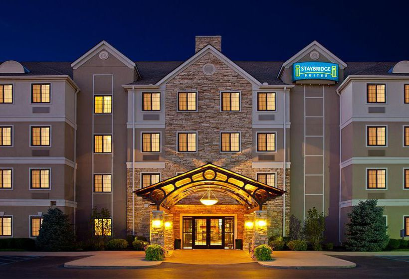 H tel staybridge suites cincinnati north west chester for L salon west chester ohio