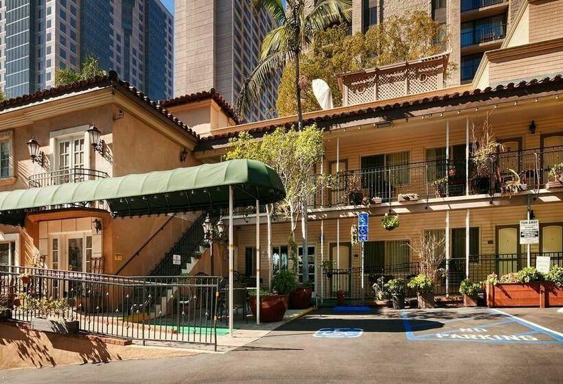 Hotel Best Western Cabrillo Garden Inn In San Diego Starting At 120 Destinia