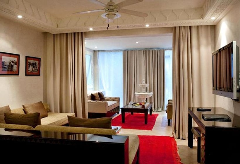 hotel les jardins de la koutoubia em marraquexe desde 49 destinia. Black Bedroom Furniture Sets. Home Design Ideas