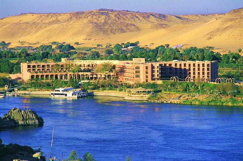 Hotel Pyramisa Isis Island Resort Amp Spa Aswan In Aswan