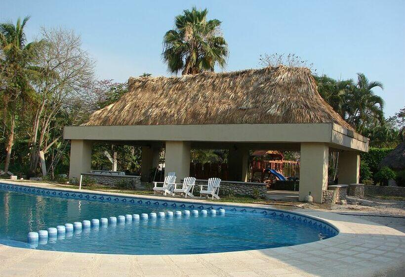 Hotel villas kin ha palenque les meilleures offres for Villas kin ha palenque incendio