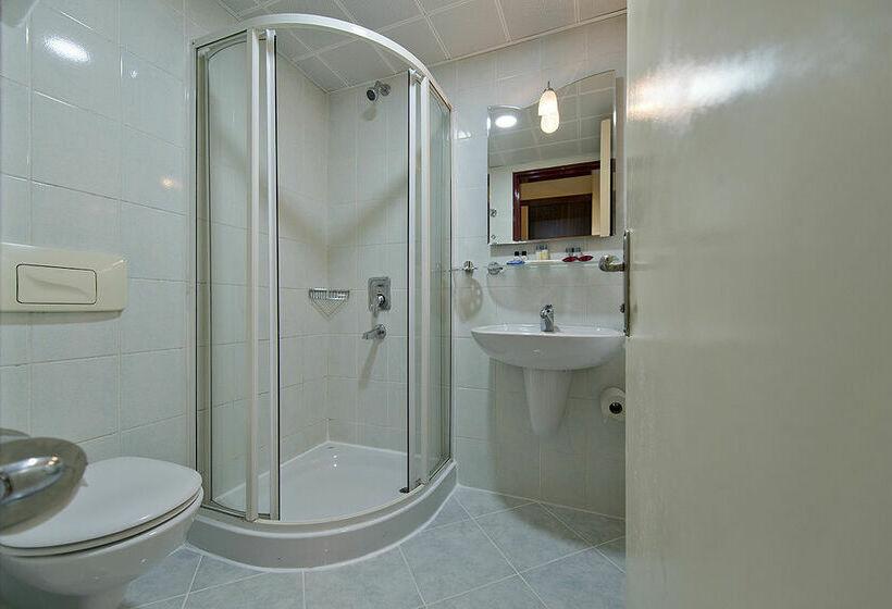 Cuarto de baño Hotel Grida City Antalya