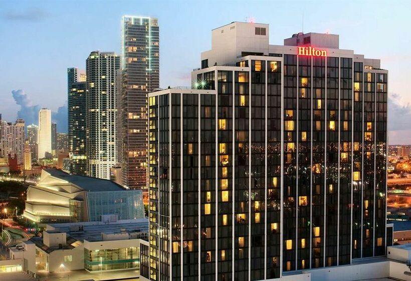 Hotel Hilton Miami Downtown