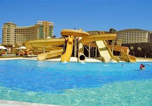 Schwimmbad Hotel Sherwood Breezes Resort Antalya