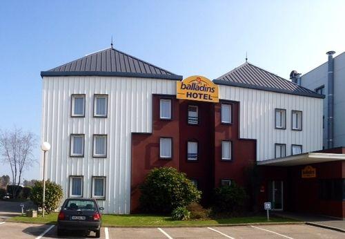 Hotel Balladins Express Of Brest