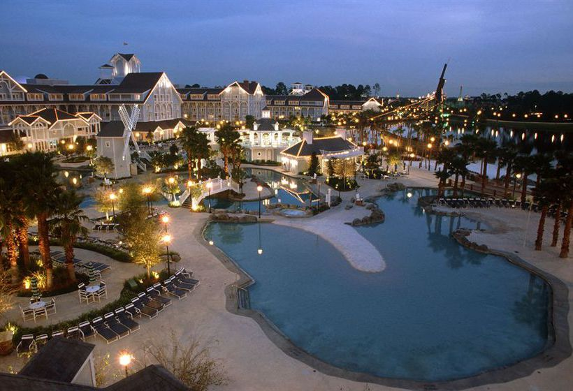 Hotel Disney S Beach Club Resort Lake Buena Vista