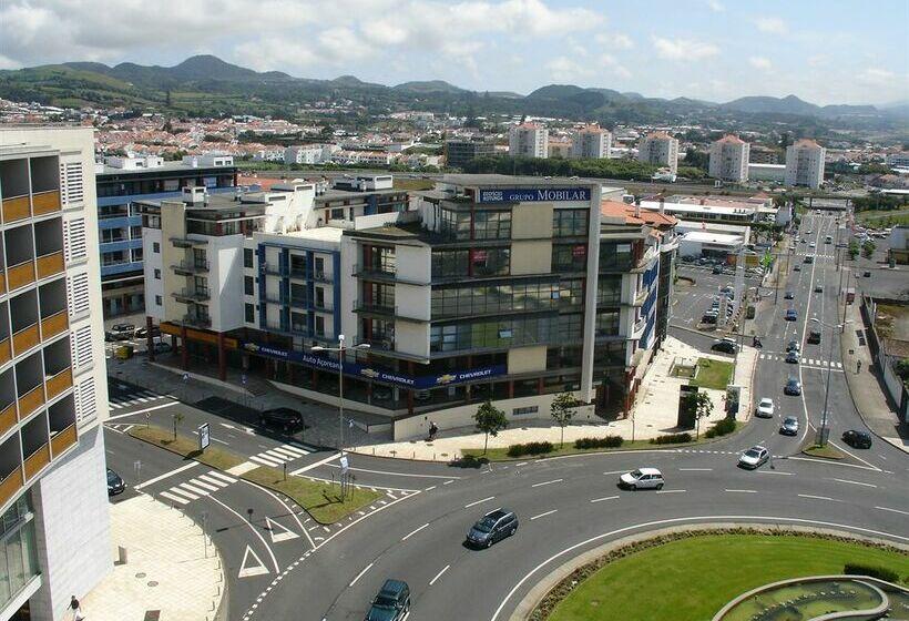 Exterior Hotel VIP Executive Azores Ponta Delgada