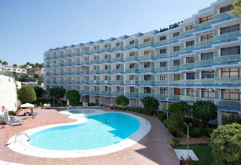 Apartamentos europa en playa del ingl s destinia - Apartamentos baratos playa vacaciones ...