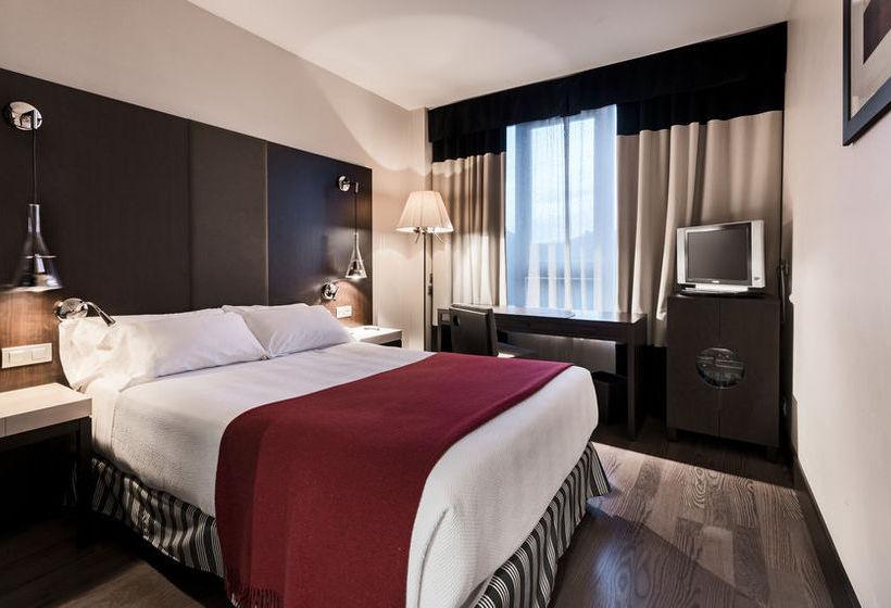 Habitación Hotel NH Valladolid Bálago