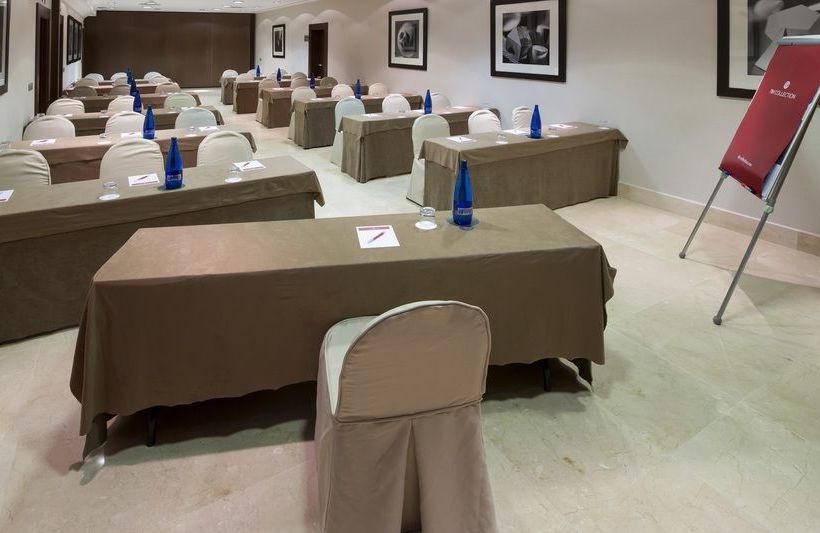 Meeting rooms Hotel NH Collection León Plaza Mayor Leon