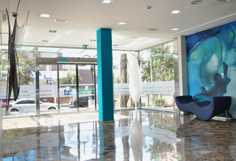 공용 공간 호텔 Castilla Alicante Playa de San Juan