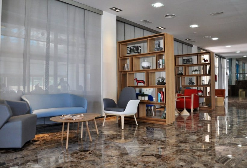 Espaces communs Hôtel Castilla Alicante Playa de San Juan