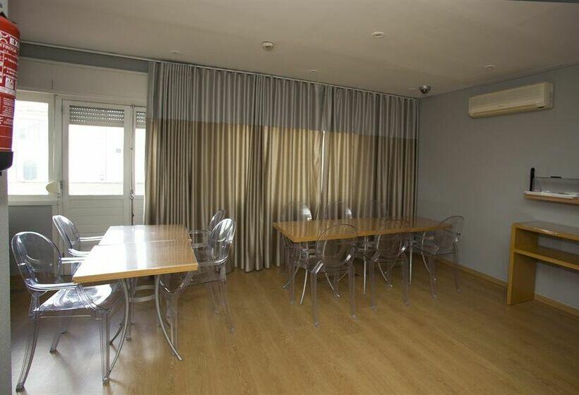 ホテル Residencial Capital リスボン