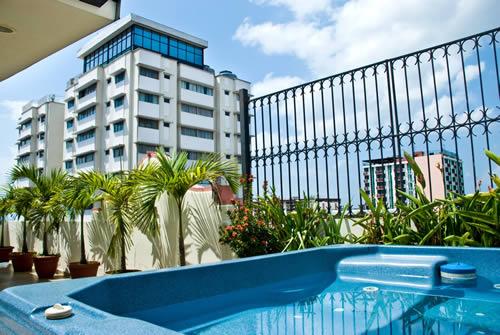 Hôtel Veracruz Panama Ville