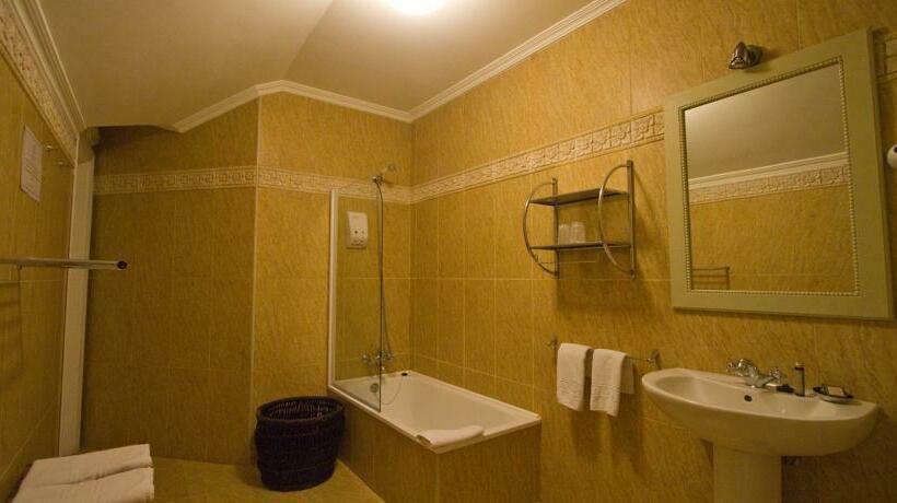 Bathroom Hotel Rural Mi Norte Ribadeo