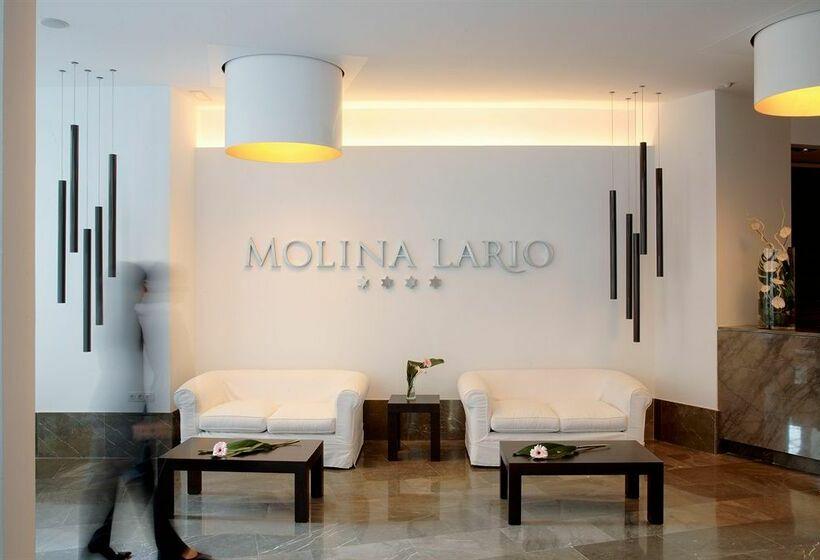 호텔 Molina Lario 말라가