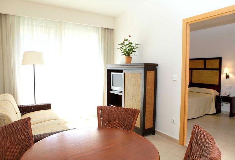 Quarto Aparthotel AirBeach Islantilla