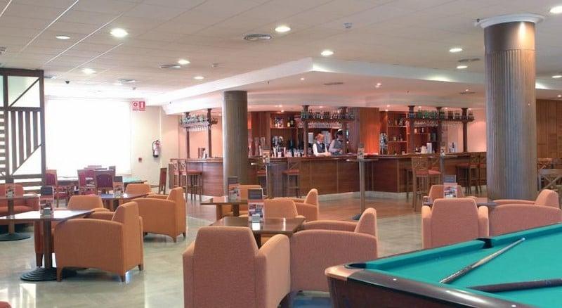 Cafetaria Hotel Peñíscola Plaza Suites Penyiscola