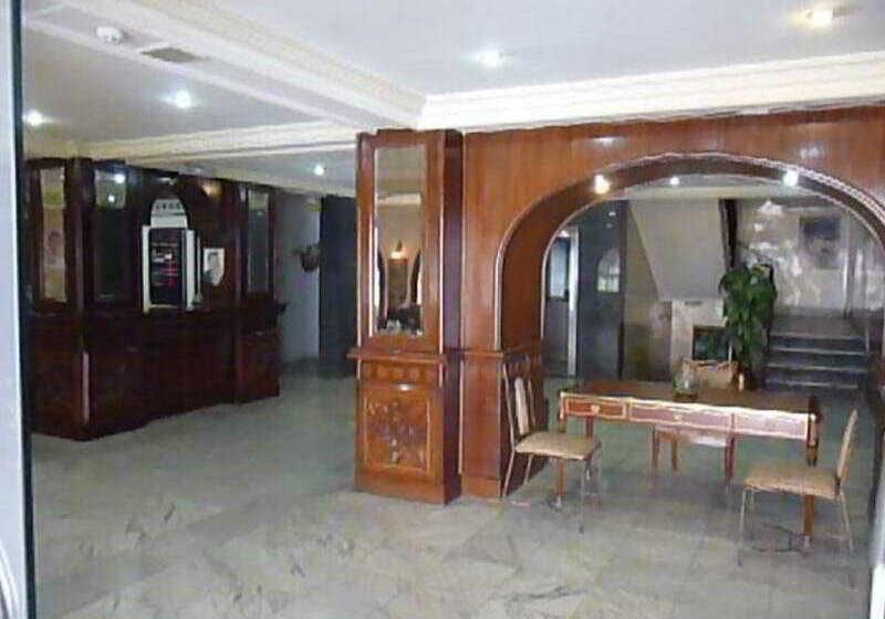 Hotel Commodore Amã