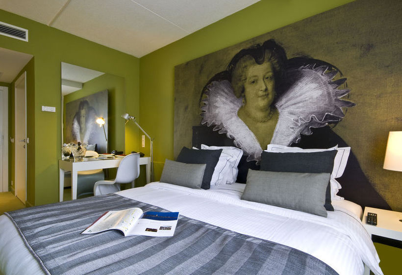 Hotel Tryp By Wyndham Antwerp Amberes