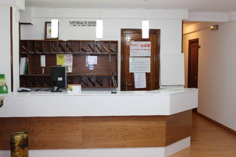 Hotel Rey Fernando Santiago di Compostela