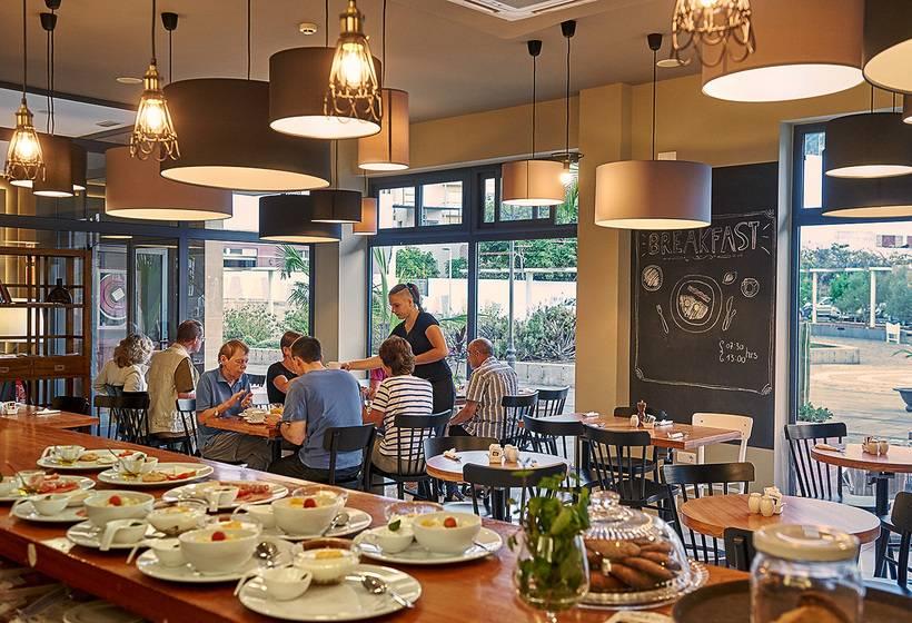 Café Hotel Benahoare Los Llanos de Aridane