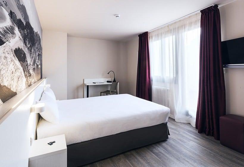 Room B&B Hotel Madrid Airport T1 T2 T3