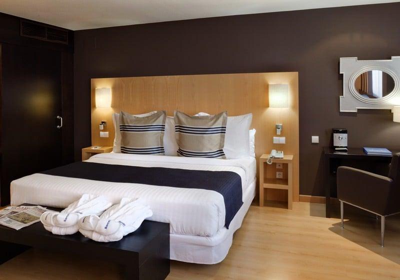 방 호텔 Occidental Cádiz 카디스