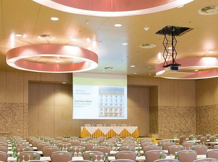 Austria Trend Hotel Savoyen Vienna Viena