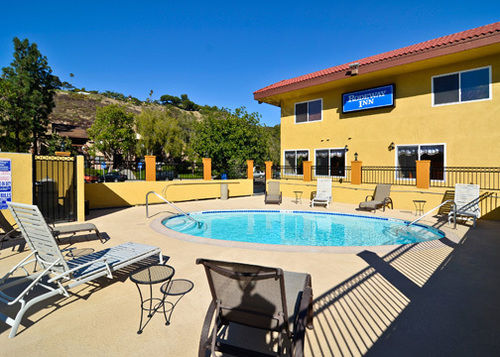 Hotel Quality Inn Near Qualcomm Stadium San Diego