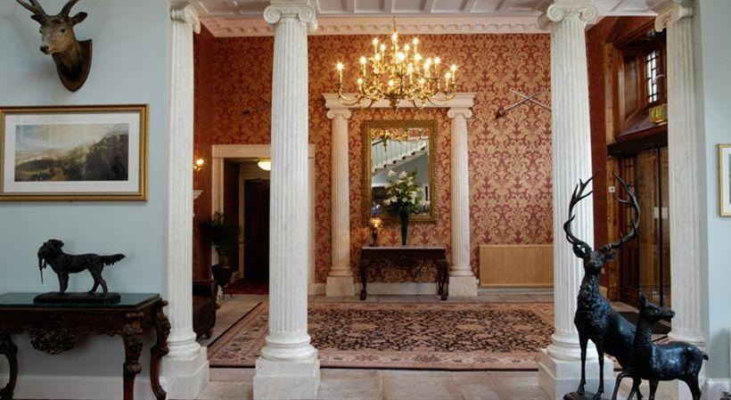 ホテル Melville Castle エディンバラ