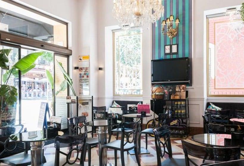 Cafeteria Hotel Adriano Seville