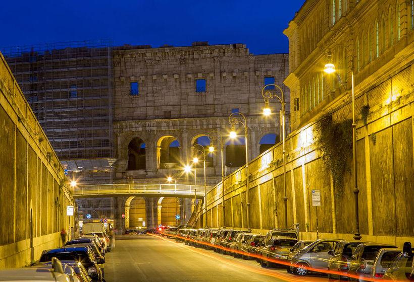 Hotel centro cavour in rome starting at 26 destinia for Hotel roma centro